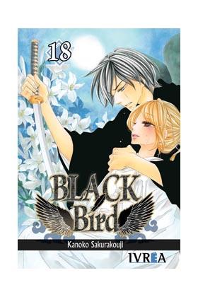 BLACK BIRD 18 (COMIC)