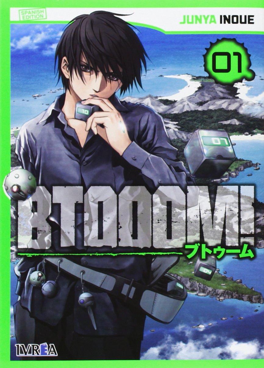 BTOOOM! 01 (COMIC)