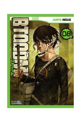 BTOOOM! 08 (COMIC)
