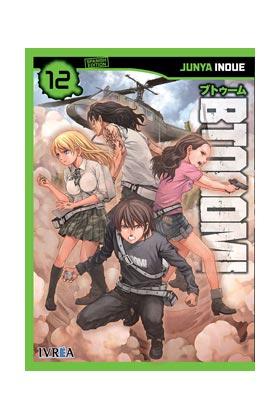 BTOOOM! 12 (COMIC)