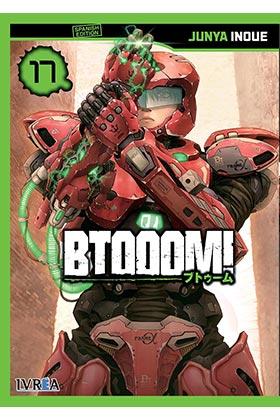 BTOOOM! 17 (COMIC)