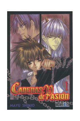 CADENAS DE PASION 01 (COMIC)