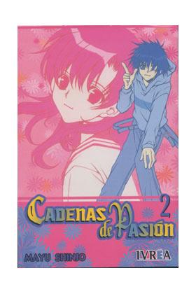 CADENAS DE PASION 02 (COMIC)