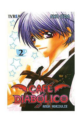 CAFE DIABOLICO 02 (COMIC)