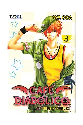 CAFE DIABOLICO 03 (COMIC)