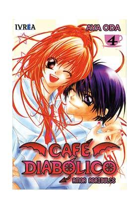 CAFE DIABOLICO 04 (COMIC) (ULTIMO)