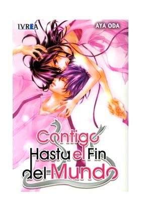 CONTIGO HASTA EL FIN DEL MUNDO (COMIC) (TOMO UNICO)