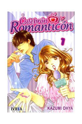CULEBRON ROMANTICON 01 (COMIC)