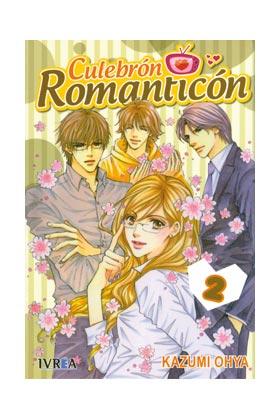CULEBRON ROMANTICON 02 (COMIC)
