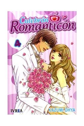 CULEBRON ROMANTICON 04 (COMIC) (ULTIMO NUMERO)