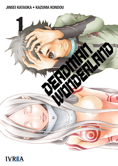 DEADMAN WONDERLAND 01 (COMIC)