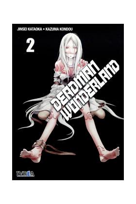 DEADMAN WONDERLAND 02 (COMIC)