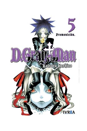 D.GRAY MAN 05 (COMIC)