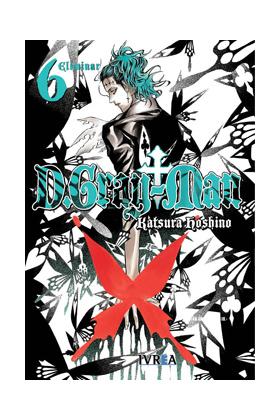 D.GRAY MAN 06 (COMIC)