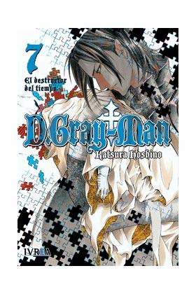 D.GRAY MAN 07 (COMIC)