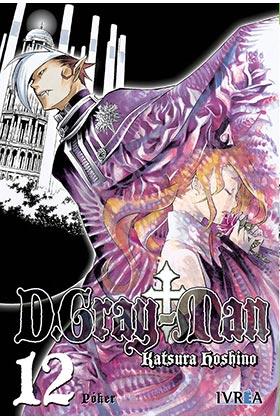 D.GRAY MAN 12 (COMIC)