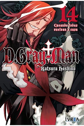 D.GRAY MAN 14 (COMIC)