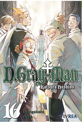 D.GRAY MAN 16 (COMIC)
