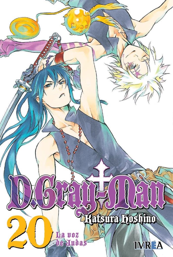 D.GRAY MAN 20 (COMIC)