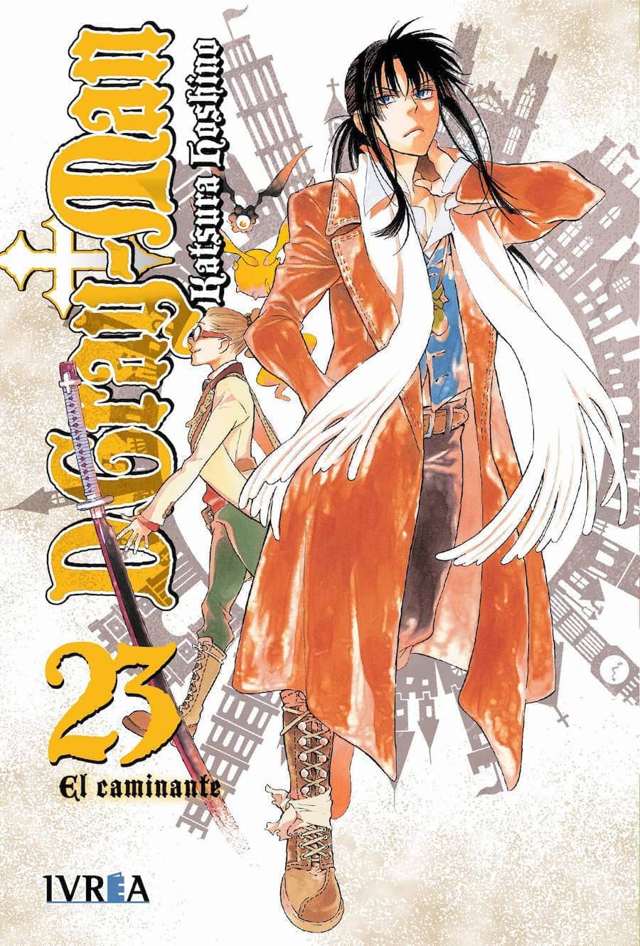 D.GRAY MAN 23 (COMIC)