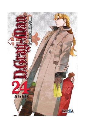 D.GRAY MAN 24 (COMIC)