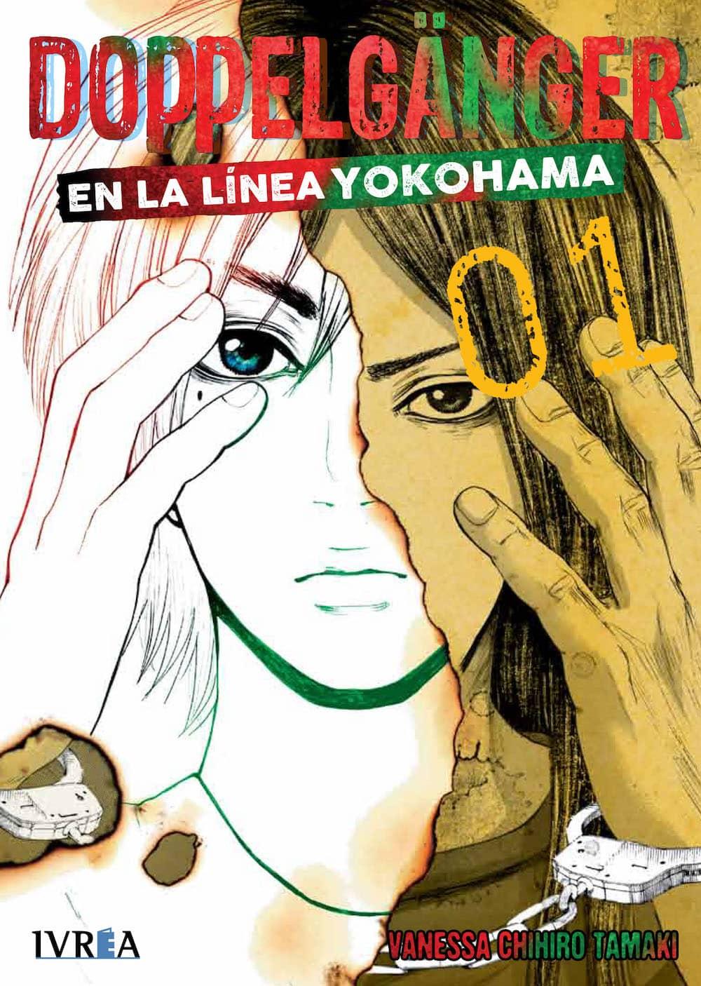 DOPPELGANGER 01 EN LA LINEA DE YOKOHAMA