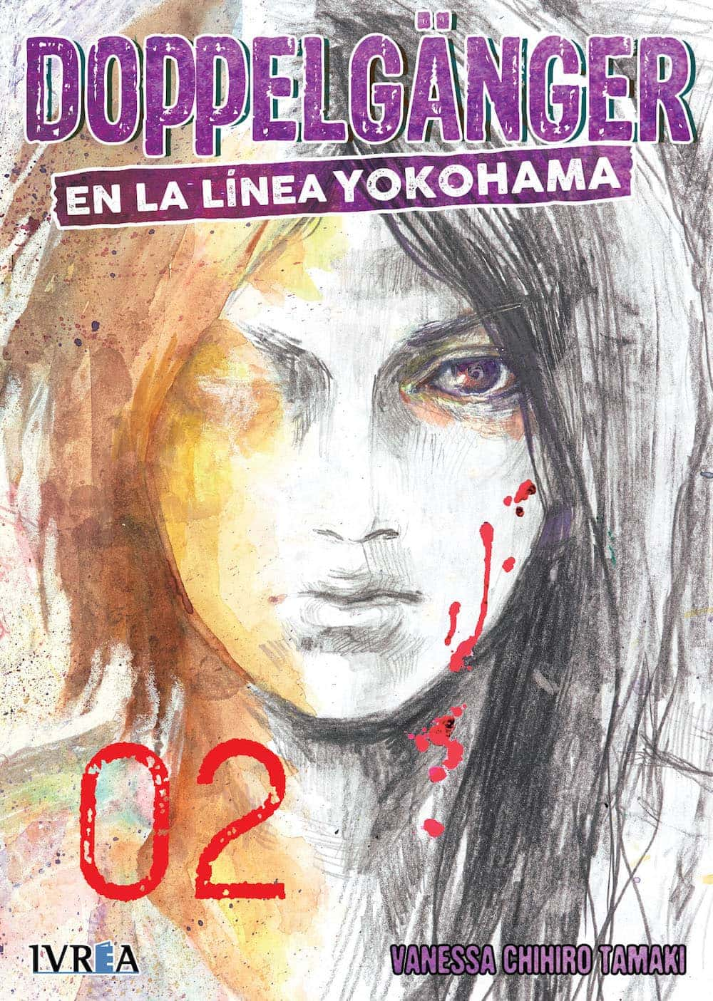 DOPPELGANGER 02 EN LA LINEA DE YOKOHAMA