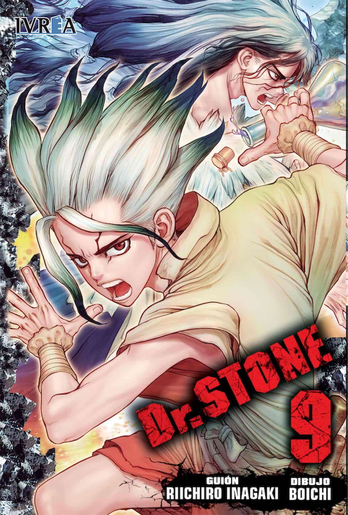 DR. STONE 09