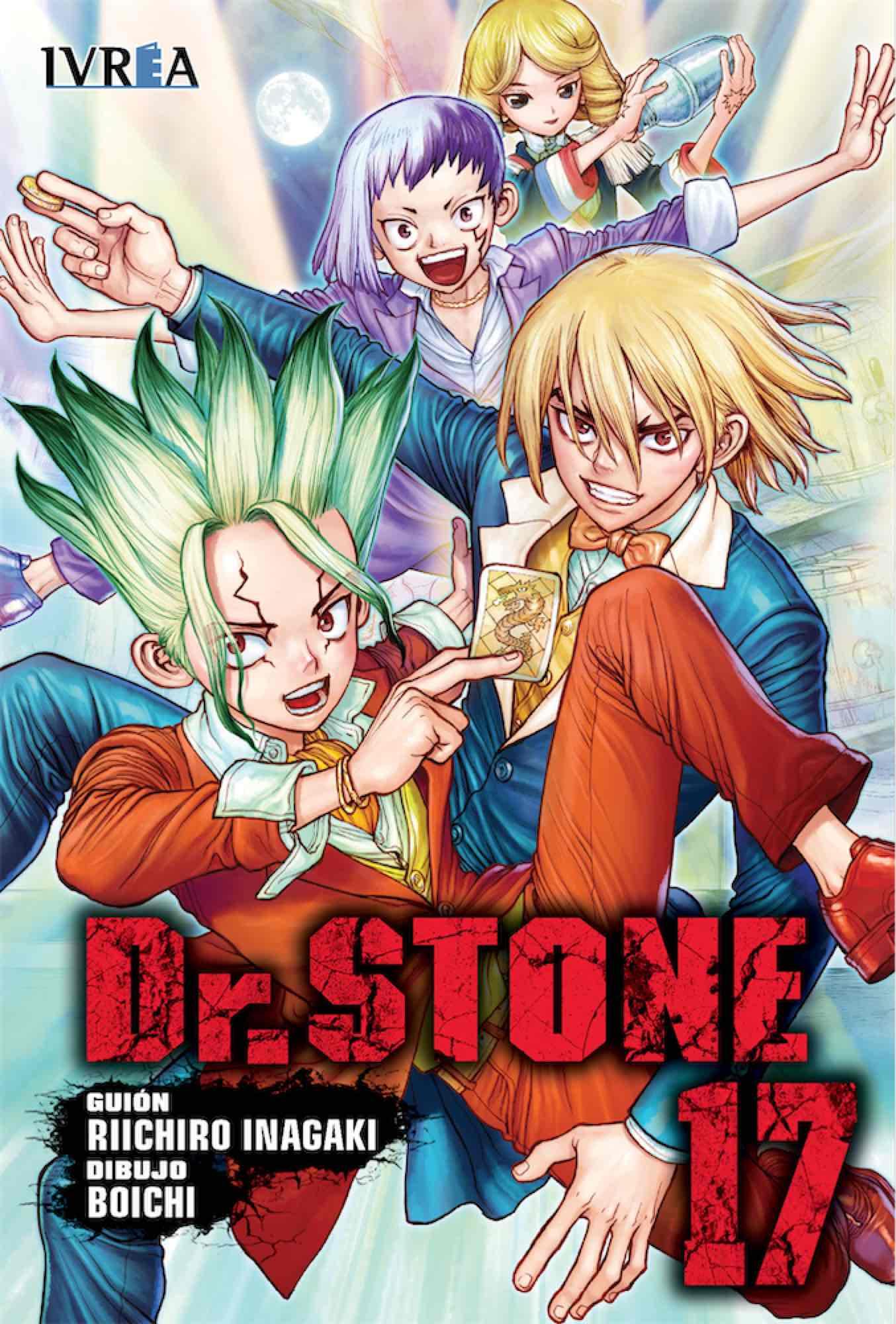 DR. STONE 17