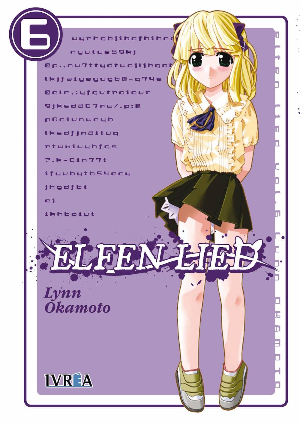 ELFEN LIED 06 (COMIC)