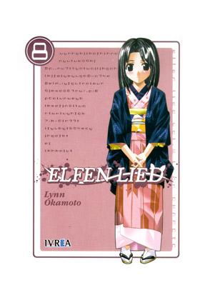 ELFEN LIED 08 (COMIC)