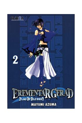 EREMENTAR GERAD FLAG OF BLUE SKY 02 (COMIC)