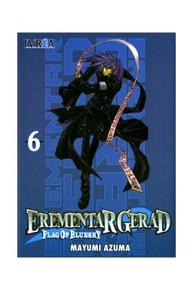 EREMENTAR GERAD FLAG OF BLUE SKY 06 (COMIC)