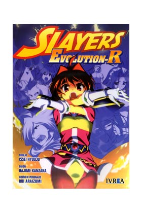 SLAYERS EVOLUTION-R (COMIC) (TOMO UNICO)