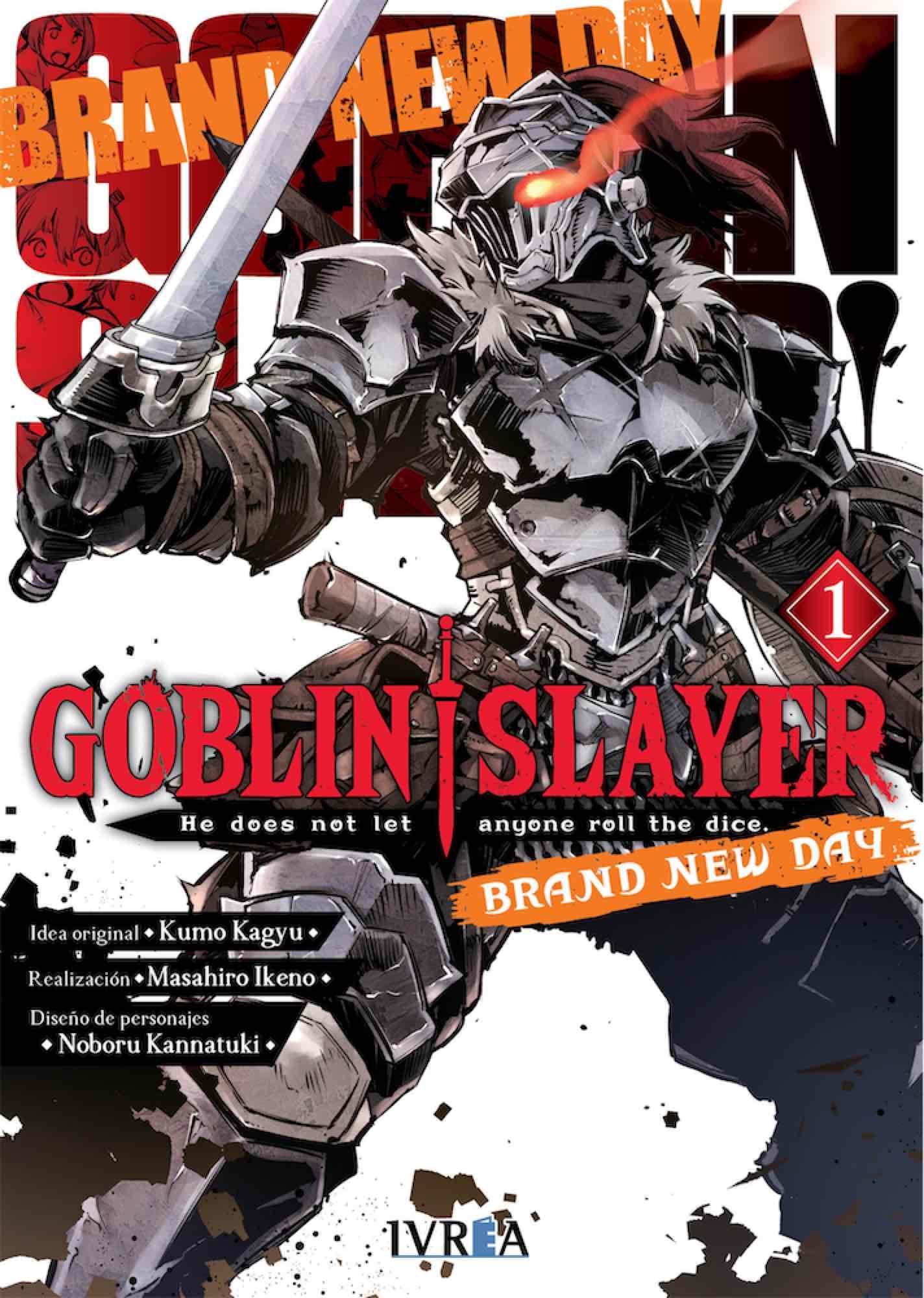 GOBLIN SLAYER BRAND NEW DAY 01