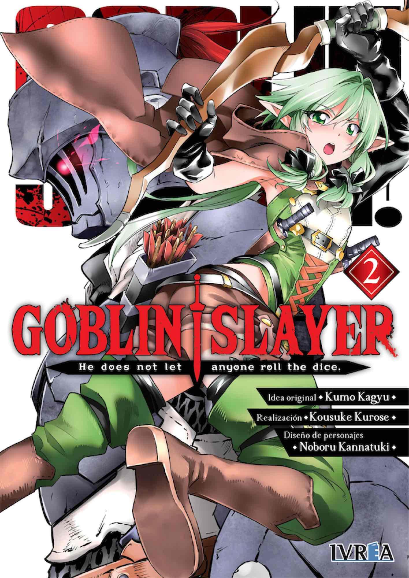 GOBLIN SLAYER 02