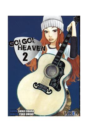 GO GO HEAVEN 02 (COMIC)