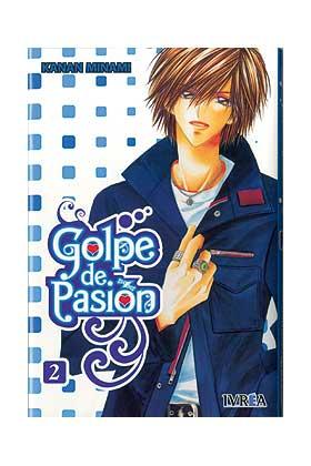 GOLPE DE PASION 02 ( DE 8 ) (COMIC)