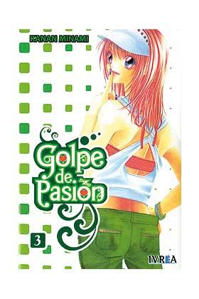 GOLPE DE PASION 03 ( DE 8 ) (COMIC)