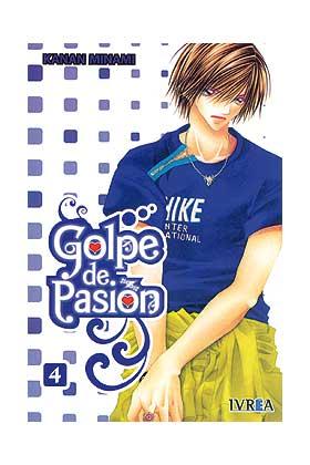 GOLPE DE PASION 04 ( DE 8 ) (COMIC)