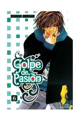 GOLPE DE PASION 06 ( DE 08 )  (COMIC)