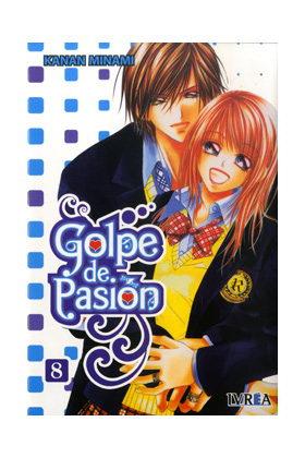 GOLPE DE PASION 08 ( DE 08 )  (COMIC)