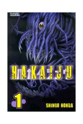 HAKAIJU 01 (COMIC)