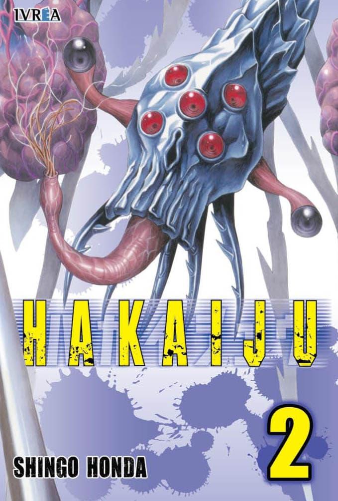 HAKAIJU 02 (COMIC)