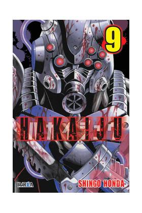 HAKAIJU 09 (COMIC)