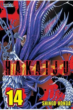 HAKAIJU 14 (COMIC)