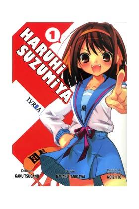 HARUHI SUZUMIYA 01 (COMIC)