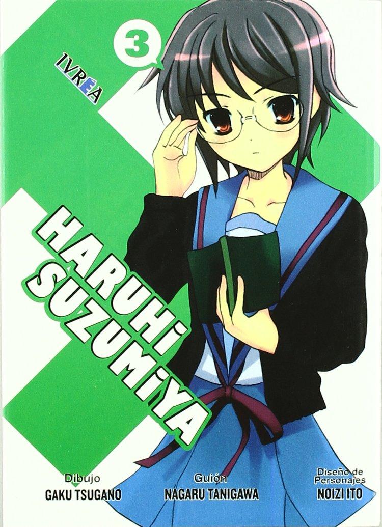 HARUHI SUZUMIYA 03 (COMIC)