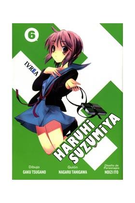 HARUHI SUZUMIYA 06 (COMIC)