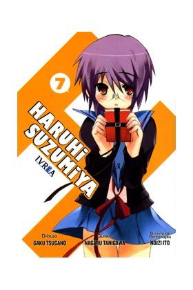 HARUHI SUZUMIYA 07 (COMIC)